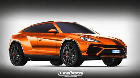 Lamborghini Urus Photo by Leaked Lamborghini Urus Image Inspires Realistic Rendering