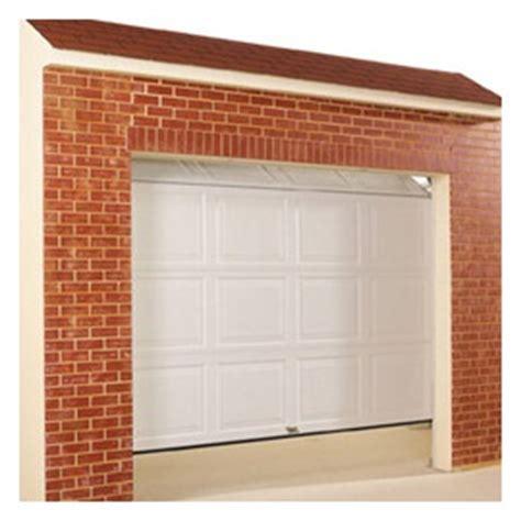 installation thermique porte de garage wayne dalton confort castorama