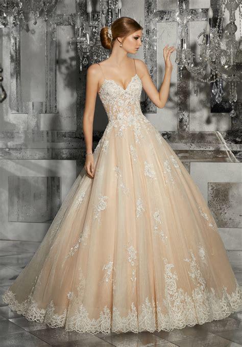 mariska wedding dress style  morilee