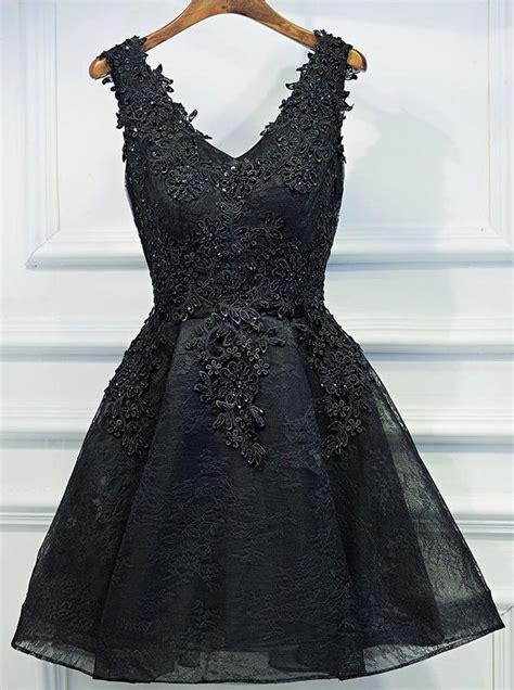 black homecoming dresseslace homecoming dresslittle