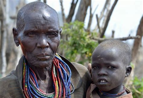 A Day With The Ik People Of Uganda, An Endangered African