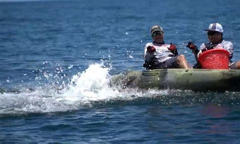 goliath grouper hand kayak line