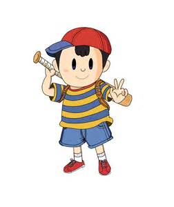 Ness Toys Earthbound Lucas