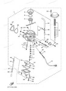 Yamaha Raptor 350 Carburetor Diagram