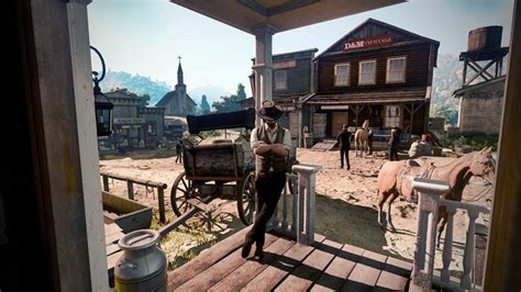 Red Dead Redemption 2 screenshot: real or fake ...