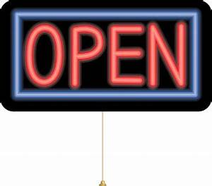 Open Neon Sign working signs Open Neon Sign ml
