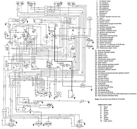 Mini Cooper Light Wire Diagram by Mini Cooper Wiring Diagram R53 Auto Electrical Wiring
