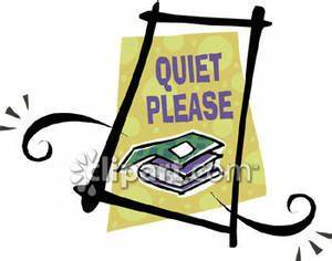 Quiet People Working Clipart | ClipArtHut - Free Clipart