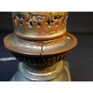 Lampe à Pétrole Ancienne Le Bon Coin : lampe p trole ancienne marque bec rond parisien brocante lestrouvaillesdecaroline ~ Melissatoandfro.com Idées de Décoration