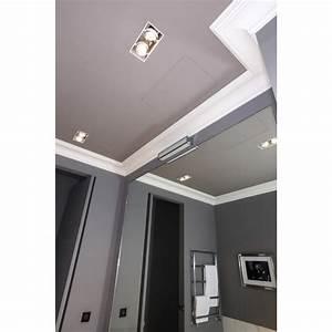 Corniche Plafond Platre : moulure d 39 angle en pl tre ~ Edinachiropracticcenter.com Idées de Décoration