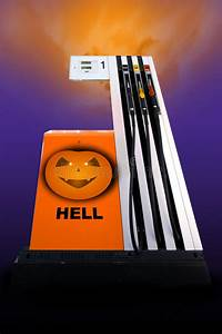 Halloween, Pump, Stock, Illustration, Illustration, Of, Orange
