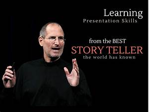 Learning Presentation Skills From Steve Jobs Speech and ...