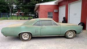 1967 Pontiac Lemans Barn Find