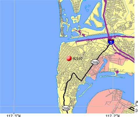 offenders san diego map 92107 zip code san diego california profile homes