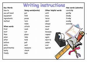 Instructions Word Mat
