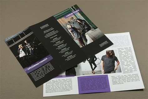 Brochure Design For Boutiques by Fashion Boutique Brochure Fashion Boutique Brochure