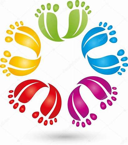 Pedicure Feet Many Piedi Pieds Voeten Kleur