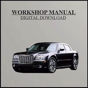 Chrysler 300 C Workshop Service Repair Manual  Pdf  2005