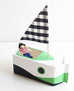 A DIY Milk Carton Boat