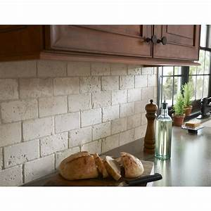 25 best ideas about tumbled marble tile on pinterest With kitchen cabinets lowes with stickers by sandstone
