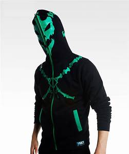 LOL Thresh Chain Warden Sweatshirt Black Full Face Cosplay