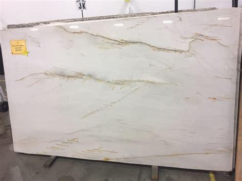 bianco superior 3cm quartzite slabs countertops in