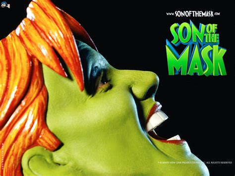 Son Of The Mask Movie Wallpaper #3