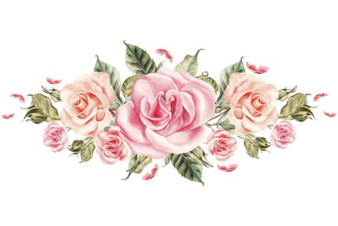 bloemen rand png pin by ali say s on design search pinterest pink roses