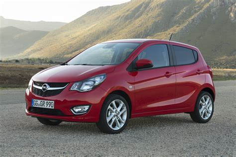 Take A Better Look At the Opel Karl And Vauxhall Viva In
