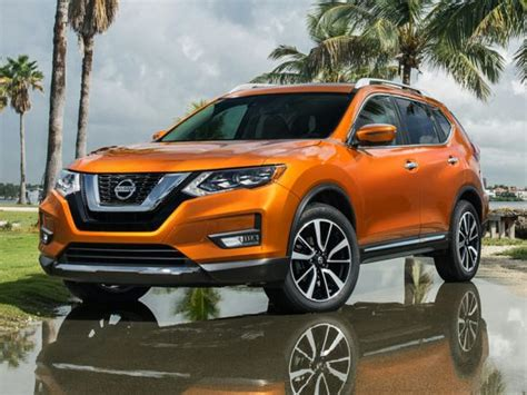 2019 Nissan Rogue Models, Trims, Information, And Details