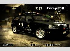 Need For Speed Most Wanted BMW X5 K9 Ghost SUV Heavy