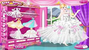 Disney princess wedding dance princesses cinderella for Disney princess wedding dress up games