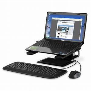 Support Pour Pc Portable : kensington k60726ww accessoires pc portable kensington sur ldlc ~ Mglfilm.com Idées de Décoration
