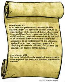 The 5 Amendments of Constitution