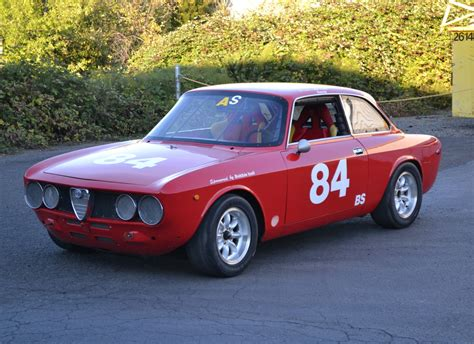 1969 Alfa Romeo Gtv by 1969 Alfa Romeo Gtv Race Car For Sale On Bat Auctions