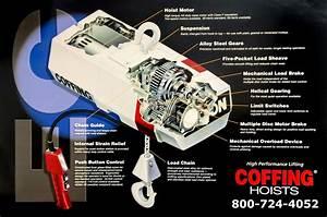 Coffing 2 Ton Hoist Wiring Diagram