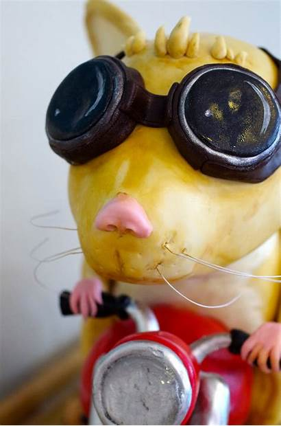 Mouse Motorcycle Cake Armature Cakecentral