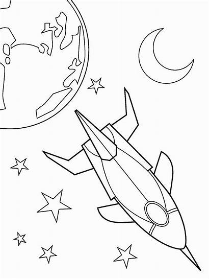 Space Coloring Pages Coloring2print