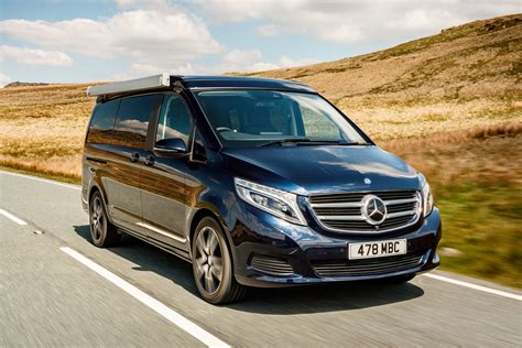 Review Mercedes V Class by Mercedes V Class Marco Polo 2017 Review Auto Express