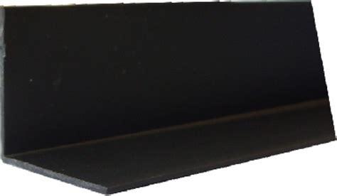 winkelprofil kunststoff schwarz winkelleiste kunststoff 20mm 20mm schwarz innenausbau