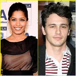 Freida Pinto: 'Rise of the Apes' with James Franco ...