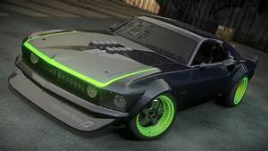 Ford Mustang RTR-X | Need for Speed Wiki | Fandom