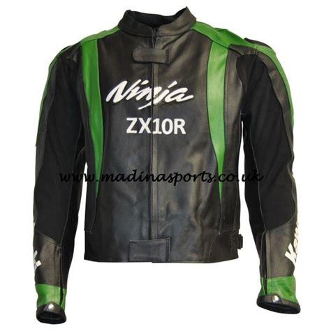 green motorcycle jacket kawasaki ninja motorcycle men 39 s black green racing biker