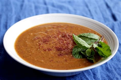Red Lentil Soup Turkish