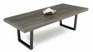 Modern Rustic Wood Dining Table by Dining Table Made With Reclaimed Wood In Gray Wash Finish Woodland Creek Fu