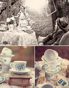 138 best Alice in Wonderland Bridal Shower images on ...