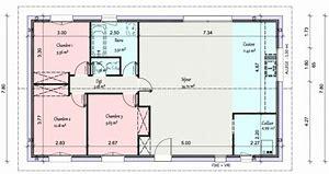 hd wallpapers plan maison plain pied 90m2 - Plan Maison 90m2 Plain Pied