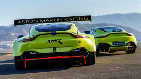 Aston Martin Vantage 4k Wallpapers by 2018 Aston Martin Vantage Gte 4k 2 Wallpaper Hd Car