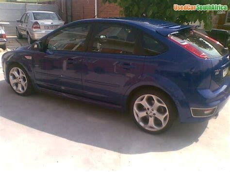 St Used Cars by 2007 Ford Focus St 2 5 Used Car For Sale In Cape Town