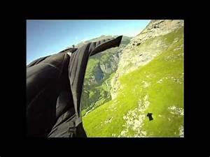 Death Of BASE Jumper Dwain Weston -- Slammed Full Speed ...